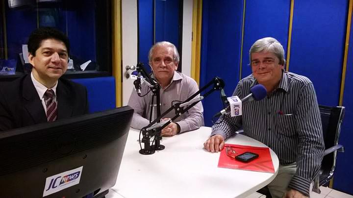 JC News - Maurício Pina e João Braga2