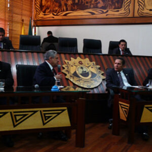 Sessão Solene na Assembleia Legislativa do Acre homenageia os 36 anos do Crea-AC