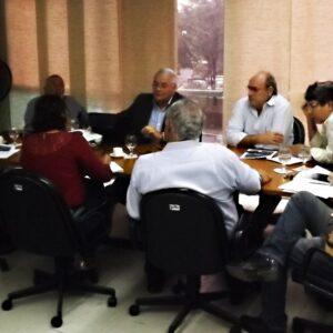 Presidente do Crea-PE reúne Grupo Técnico de especialistas para estudar projeto estrutural do Viaduto da Caxangá