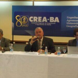 Presidentes dos Creas do Nordeste discutem FPI do São Francisco