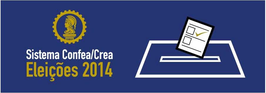 Read more about the article Mude seu local de votação nas eleições do Sistema Confea/Crea 2014