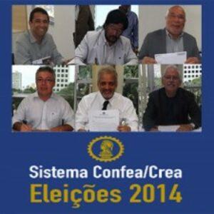 Confira os números dos candidatos ao cargo de presidente do Crea-PE e diretores da Mútua