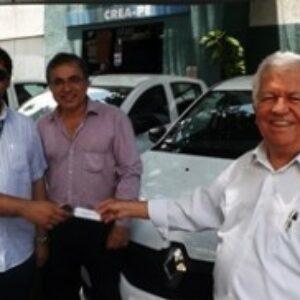 Crea-PE faz entrega de novos veículos para a fiscalização nas cidades de Carpina, Caruaru e Garanhuns