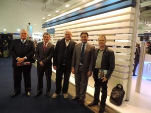 Read more about the article José Mário integra delegação do Confea e participa da Intergeo em Berlim