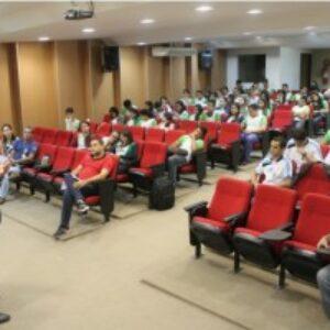 José Mário fala sobre o Sistema para alunos do IFPE em Pesqueira