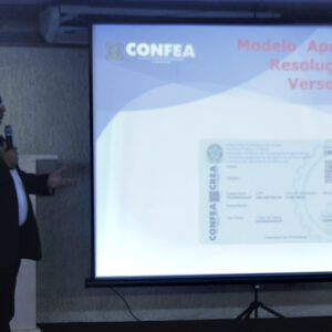 Novo modelo de carteira profissional é apresentado no Colégio de Presidentes