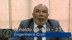 2 - Arnaldo Cardim 23