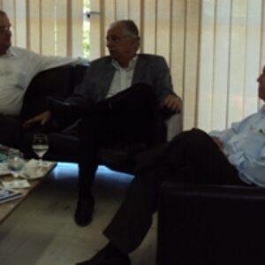 José Mário comemora a aprovação da Carreira de Estado de Engenheiros e Agrônomos no Senado
