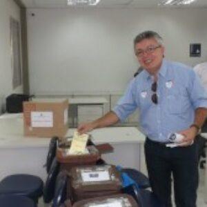 Engenheiro civil Evandro Alencar é o novo presidente do Crea-PE
