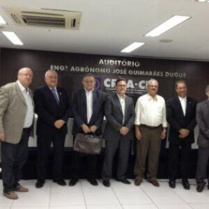 José Mário coordena última Reunião do Fórum dos Creas do NE