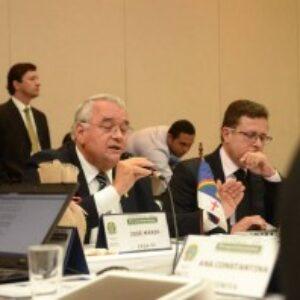 Potencialidades econômicas do Estado de Sergipe pautaram 6ª Reunião do Colégio de Presidentes (CP), em que se despediram aqueles que concluem mandato em 2014
