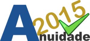 Anuidade 2015