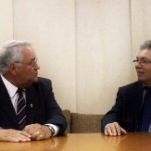 TV Crea exibe os melhores momentos da posse do presidente Evandro Alencar