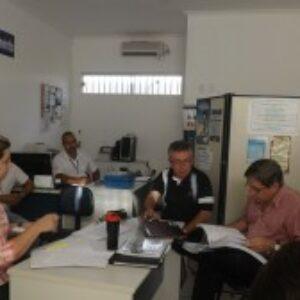 Presidente Evandro Alencar inicia mandato realizando Fiscalização Dirigida no Polo Gesseiro do Araripe