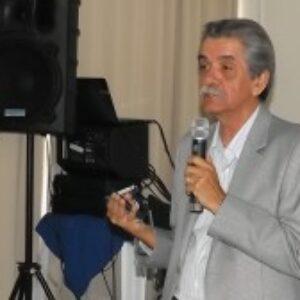 Waldir Duarte Costa fala sobre águas subterrâneas de PE para inspetores e conselheiros no Seminário de Lideranças