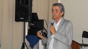 Read more about the article Waldir Duarte Costa fala sobre águas subterrâneas de PE para inspetores e conselheiros no Seminário de Lideranças