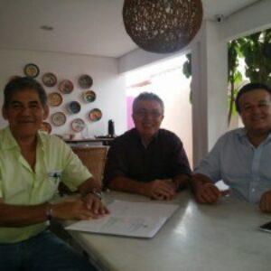 Depois de se reunir com gestores da Faciagra, Evandro Alencar busca apoio do prefeito para tirar instituição de ensino da crise que enfrenta