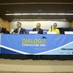 Confea e CNE debatem caminhos para a formação tecnológica
