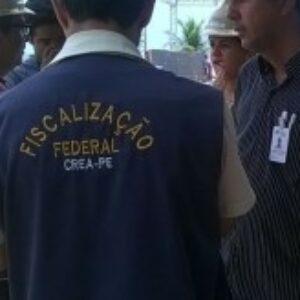 Arcoverde e Salgueiro recebem Fiscalização Dirigida do Crea-PE