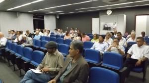 Read more about the article Evandro Alencar realiza plenária com expressiva participação dos conselheiros