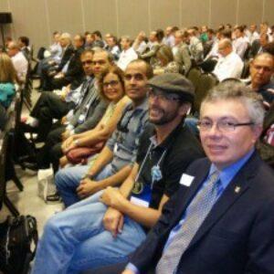 Presidente do Crea-PE, Evandro Alencar, participa da abertura do 4° Encontro de Representantes do Sistema Confea/Crea e Mútua