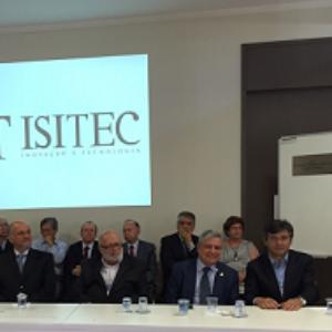Presidente do Crea-PE, Evandro Alencar, participa de aula inaugural do curso de graduação em Engenharia de Inovação, do Isitec