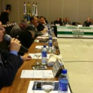 Em Brasília, presidente do Crea-PE participa da primeira reunião do Colégio de Presidentes do Sistema