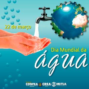 Dia Mundial da Água merece revisão de posturas individuais e coletivas