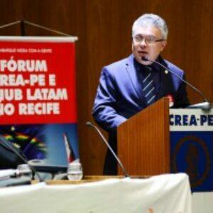 Fórum do Crea-PE destaca vantagens de Pernambuco na conquista do HUB Latam