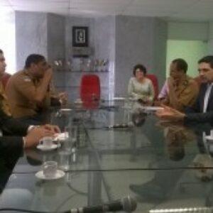Crea-PE participa de reunião sobre manutenção predial da Sudene