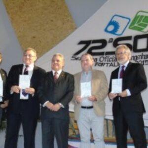 Soea homenageia ex-diretores da Mútua e da às boas vindas aos novos integrantes da diretoria