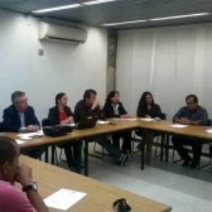 Evandro Alencar se reúne com Coordenadores de Comissões do Crea-PE