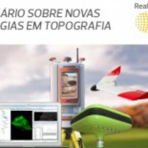 Recife recebe II Seminário Gratuito Sobre Novas Tecnologias em Topografia