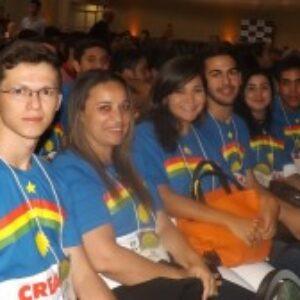 Crea Junior PE participa de 10º Fórum Jovem e conhece nova logomarca do Programa