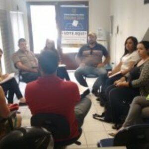 Inspetores de Gravatá participam de discussões sobre a revisão do Plano Diretor do município