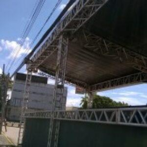 Crea-PE fiscaliza estruturas montadas para o desfile de 7 de setembro