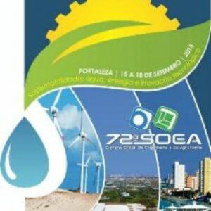Inscrições para a 72ª SOEA foram prorrogadas até 8 de setembro