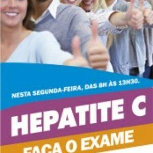 Crea-PE disponibiliza testagem rápida de hepatite C nesta segunda-feira