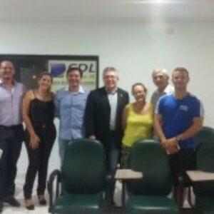 Evandro Alencar participa, em Araripina, de reunião para definir Planejamento Estratégico dos próximos 10 anos