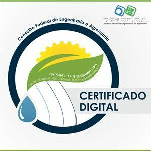 Certificados de participação na 72ª Soea/Contecc estão disponíveis