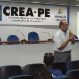 Fiscais do Crea-PE participam de 2° dia do Seminário de Fiscalização