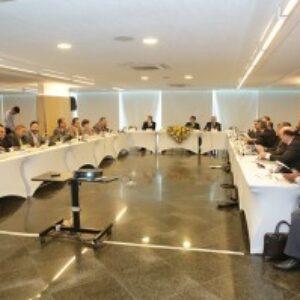 Evandro Alencar participa a 5ª Reunião Ordinária do Colégio de Presidentes do Sistema Confea/Crea e Mútua