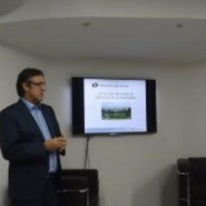 Comitiva do Crea-PE faz visita técnica ao Secex do TCU