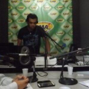 Em Gravatá, presidente do Crea-PE concede entrevista a Rádio Clima FM