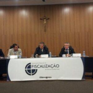 Presidente do Crea-PE participa de treinamento de fiscais do Sistema Confea/Crea e Mútua