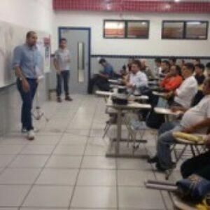 Crea Junior Pernambuco participa de Semana de Extensão da Universo