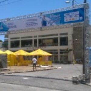 Crea-PE e Bombeiros fiscalizam estruturas da Festa do Morro da Conceição