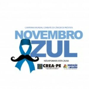 Crea-PE apoia movimento Novembro Azul