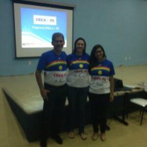 Alunos do CTP de Serra Talhada conhecem Sistema Confea/Crea e Mútua e programa Crea Jr PE