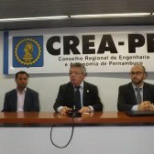 Crea-PE da sua contribuição para expansão de empresas brasileiras